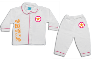 Pijama: Estrella redonda