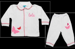 Pijama: Mariposas