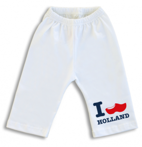 PROMO: Babybroekje I love Holland