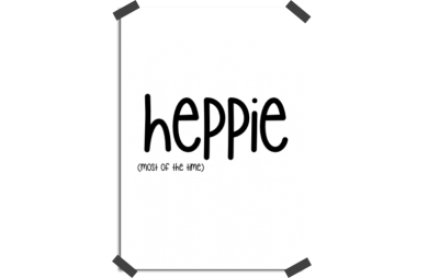 Póster: Heppie
