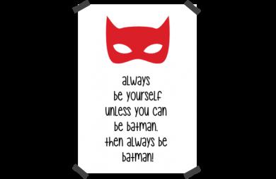 Poster: Batman