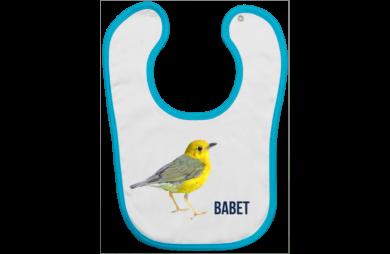 Babero: Pajarito