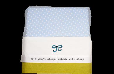 Sábana (blanca): If I don't sleep