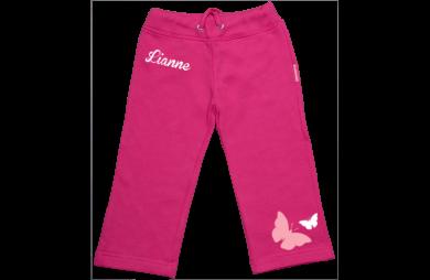 Pantalón de chandal: Mariposas