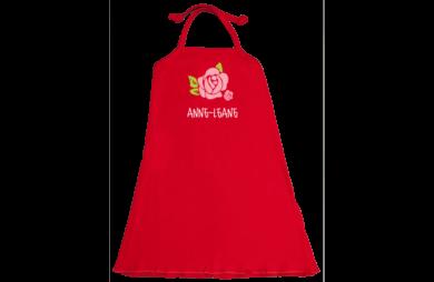 Vestido tirante: Rosa