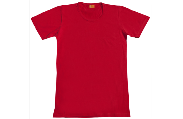 Dames t-shirt korte mouw: B