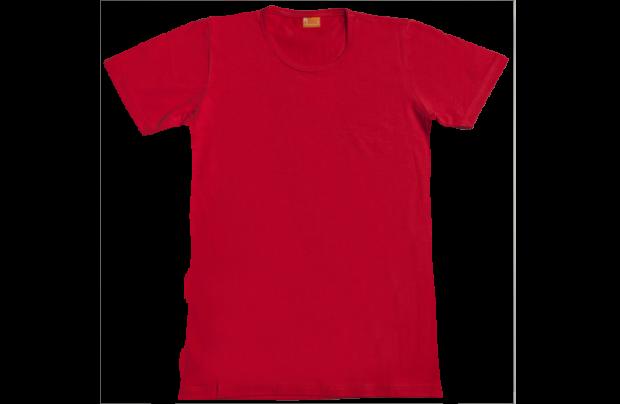 Dames t-shirt korte mouw: C
