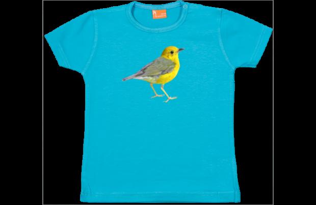 Baby t-shirt: Koolmeesje