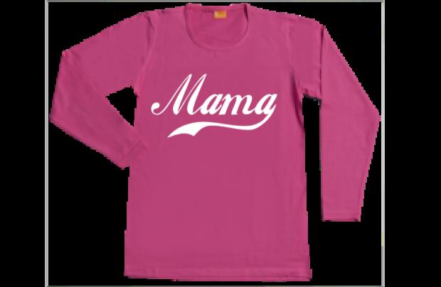 Dames t-shirt lange mouw: H