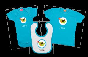 Kraampakket A: Vogeltje