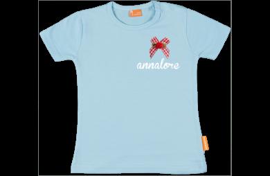 Meisjes t-shirt: Strikje