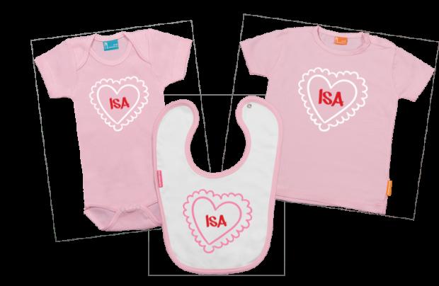 Babypaket A: Herz