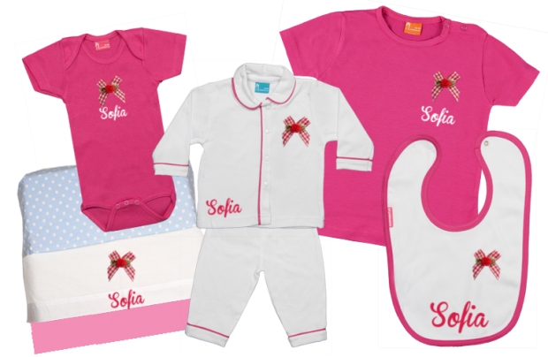 Babypaket D: Schleife