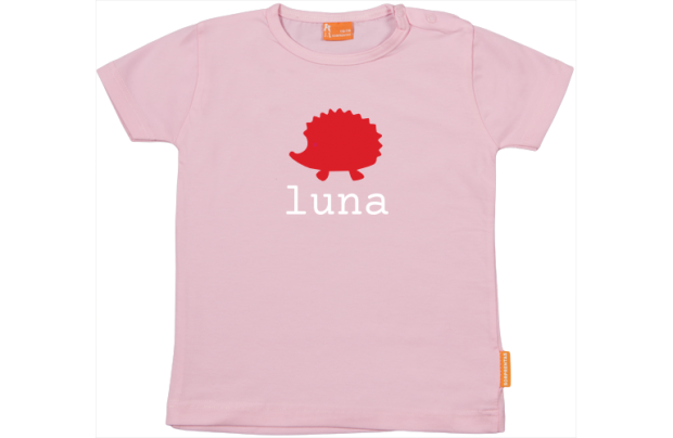 Baby t-shirt: Igel