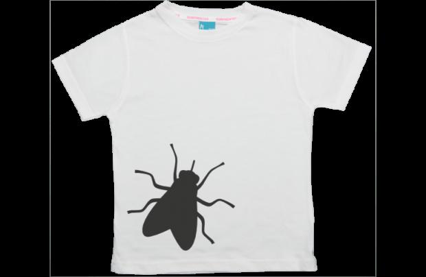 Jungen T-Shirt Kurzarm: Fliege