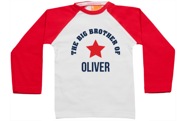 Raglan T-Shirt: Big Brother of