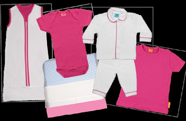 Babypaket E: Entwerfen Sie Ihr eigenes Design