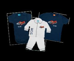 Babypaket B: Antiqen Flugzeug