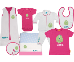 Babypaket F: Schaf