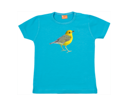 Baby t-shirt: Vögelchen