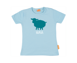 Baby t-shirt: Bählamm