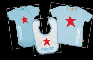 Babypaket A: Sterne