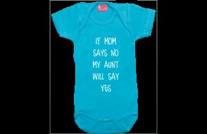 Body Kurzarm: Tante sagt ja