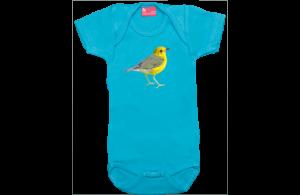 Body Kurzarm: Vögelchen