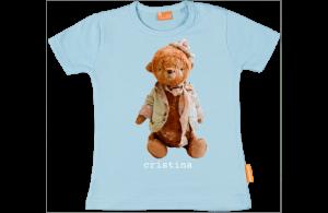 Baby t-shirt: Teddybär mit Hut