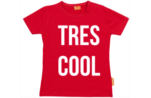 Baby t-shirt: Tres cool