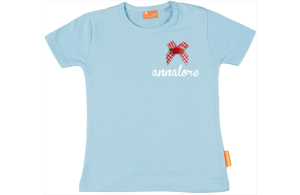 Mädchen T-Shirt: Bogen