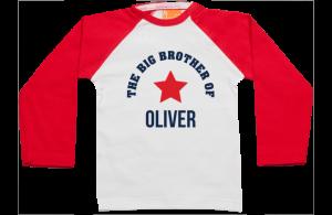 Raglan T-Shirt: Big Brother of