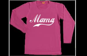 Damen T-Shirt Langarm: H