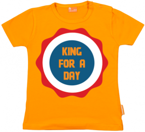PROMO: Shirt King for a Day