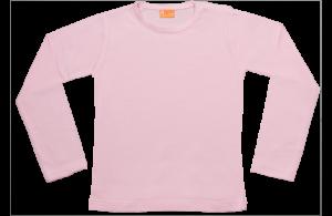 T-Shirt Mädchen Langarm