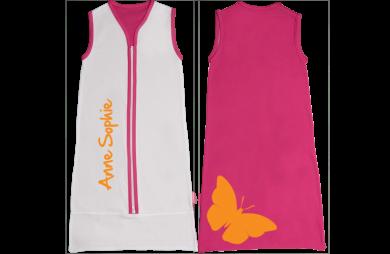 Schlafsack: Schmetterling