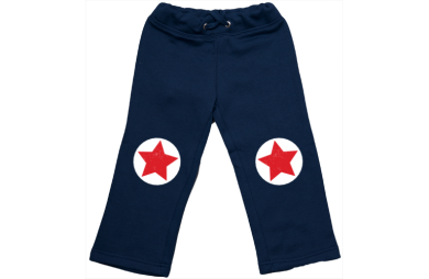 Jogginghose: Zwei Sterne