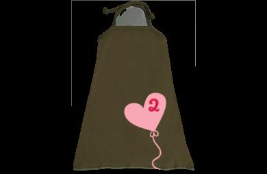 Halter-Kleid: Geburtstagsballon