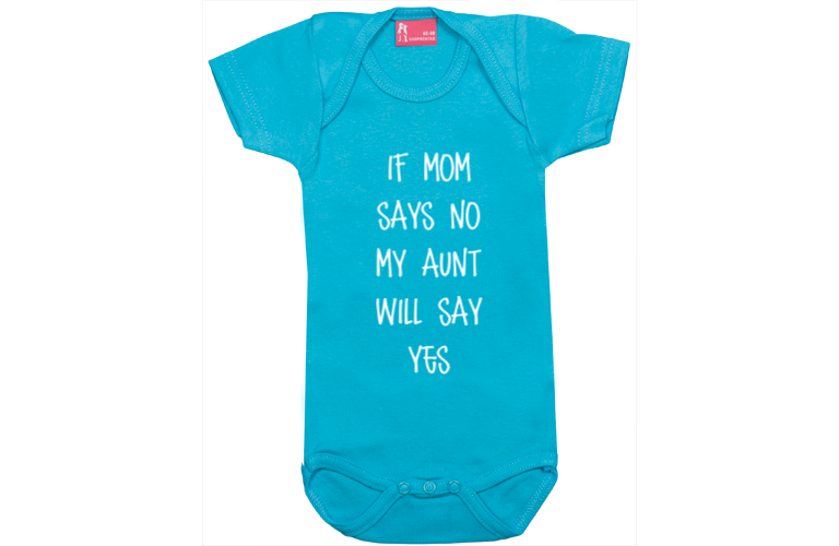 Sorprentas, Rompertje: If mom says no, my aunt will say yes
