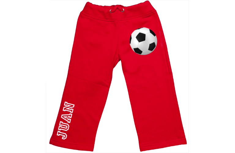 Sorprentas, Joggingbroek: Voetbal