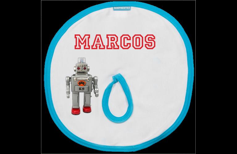 Sorprentas, Speenslab: Robot