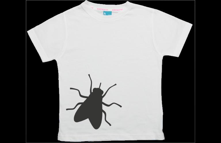 Sorprentas, Jongens t-shirt: Vlieg