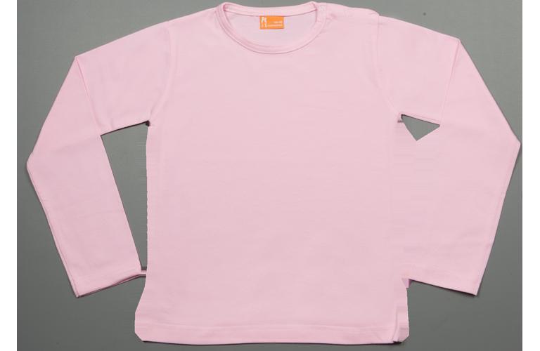 Meisje t-shirt lange mouw